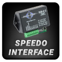 Speedometer & Tachometer Interfaces