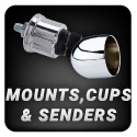 Mounts/ Cups/ Senders
