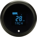 "Round 3-3/8"" Performance Tachometer"