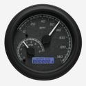 "Harley 4-1/2"" Analog Replacement w/ Direct ECM Plug-In, 2004-2013 Models w/ Tank Mounted Gauge"