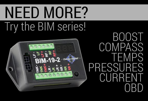 dakota digital is proud to introduce the bim expansion modules for dakota  digital vfd, vhx and hdx instrument systems  the introduction of the dakota