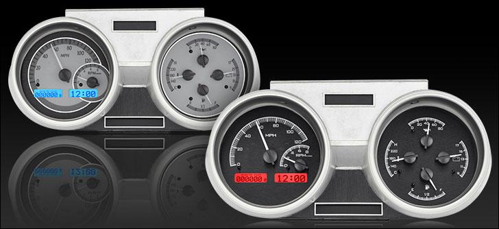 1966- 67 Oldsmobile Cutlass VHX Instruments