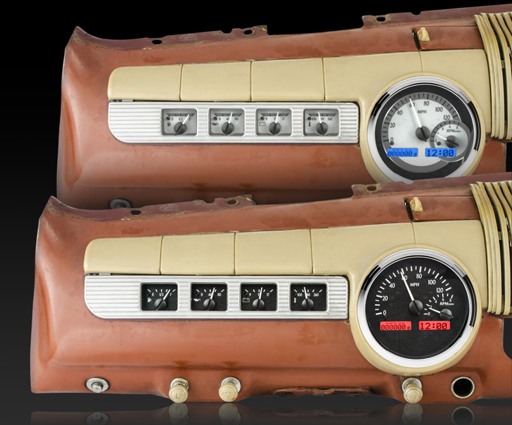 1942- 48 Ford/ Mercury Car VHX Instruments