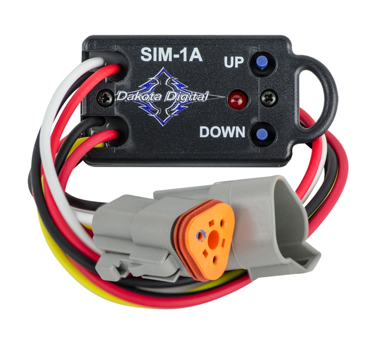 Electronic Speedometer Adjustment Module