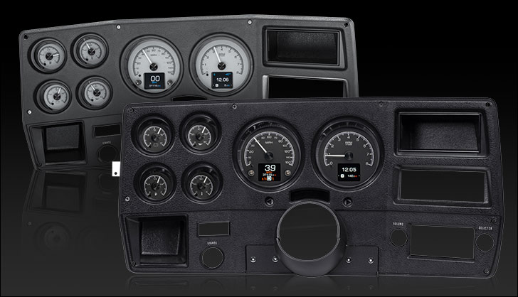 1973- 87 Chevy Pickup HDX Instruments