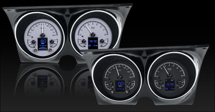 1967- 68 Chevy Camaro HDX Instruments
