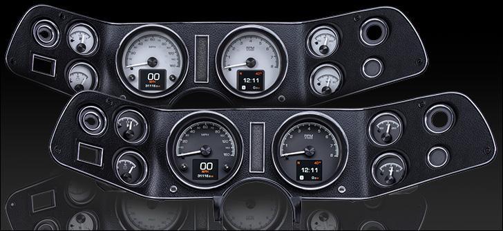 1970- 81 Chevy Camaro HDX Instruments