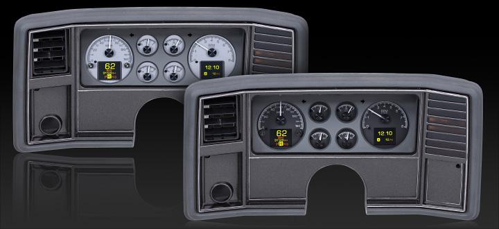 1978- 88 Chevy Monte Carlo, 1978- 87 Chevy El Camino, Malibu and Caballero HDX Instruments