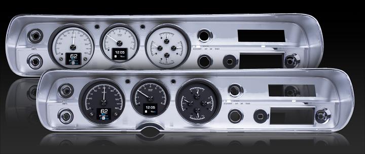 1964- 65 Chevy Chevelle/ El Camino HDX Instruments