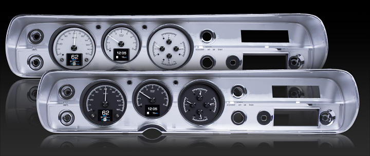 Enjoyable 1964 65 Chevy Chevelle El Camino Hdx Instruments Wiring Database Gramgelartorg