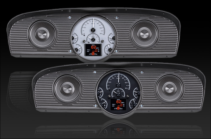 1961- 66 Ford Pickup HDX Instruments