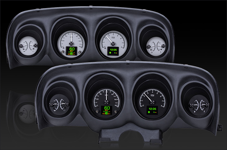 1969- 70 Ford Mustang HDX Instruments