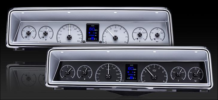 1966- 67 Chevy Nova HDX Instruments