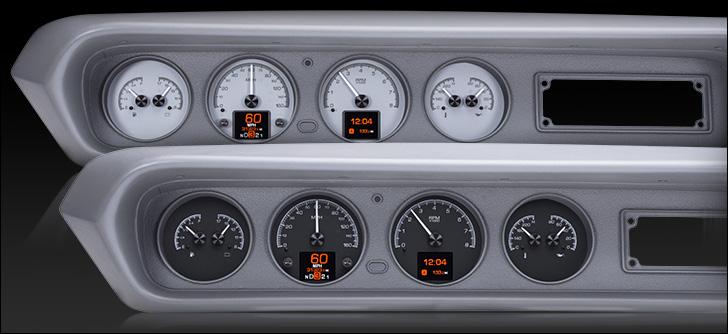 1964- 67 Pontiac GTO/ LeMans/ Tempest HDX Instruments