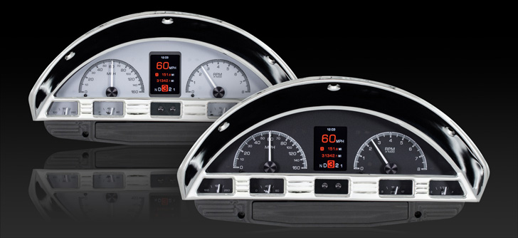 1956 Ford Pickup HDX Instruments