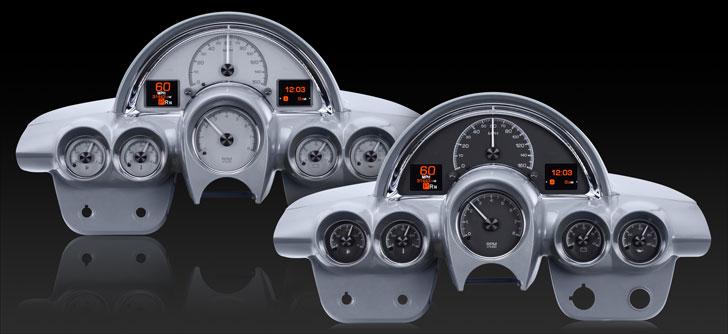 1958- 62 Chevy Corvette HDX Instruments