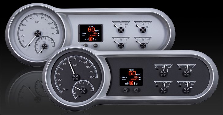 1953-54 Chevy Car HDX Instruments