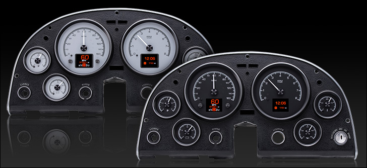 1963- 67 Chevy Corvette HDX Instruments