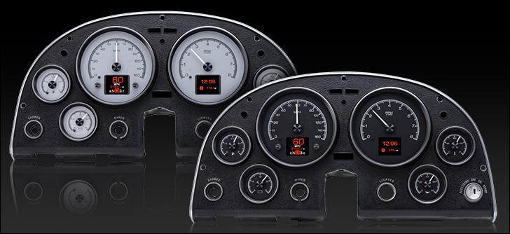 1963- 67 Chevy Corvette HDX Instruments