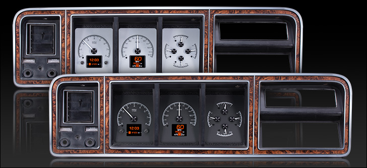 1973- 79 Ford Pickup, 78- 79 Bronco and 78- 89 E- Van HDX Instruments