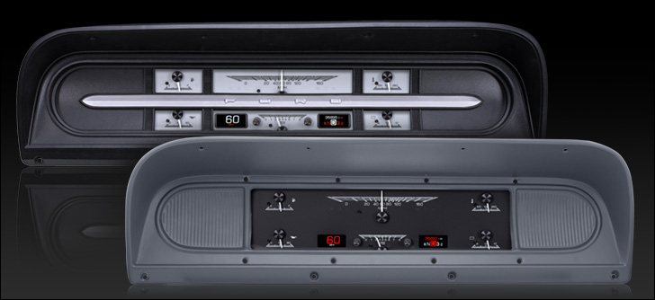 1967- 72 Ford Pickup HDX Instruments