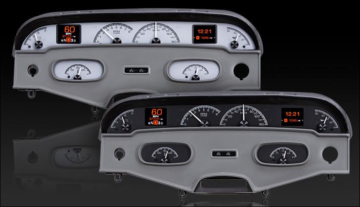 1958 Chevy Impala HDX Instruments