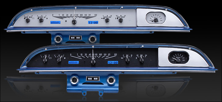 1960 Ford Galaxie VHX Instruments