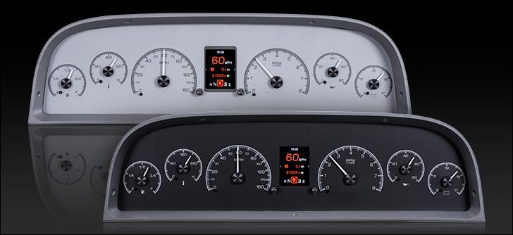 1960- 63 Chevy Pickup HDX Instruments