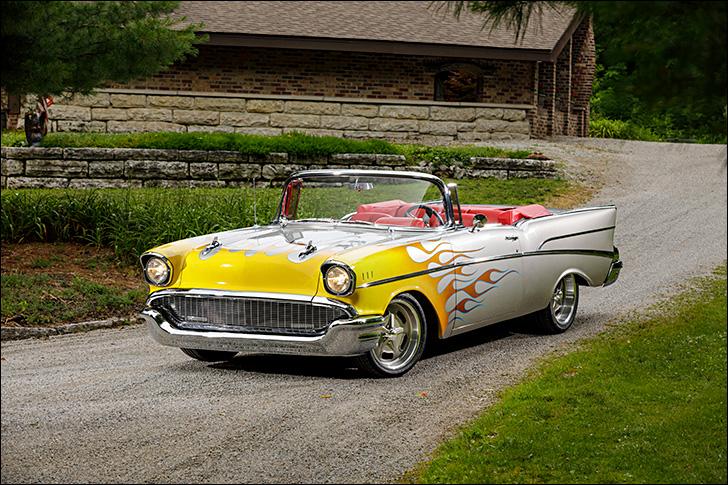 Street Rodder '57 Chevy