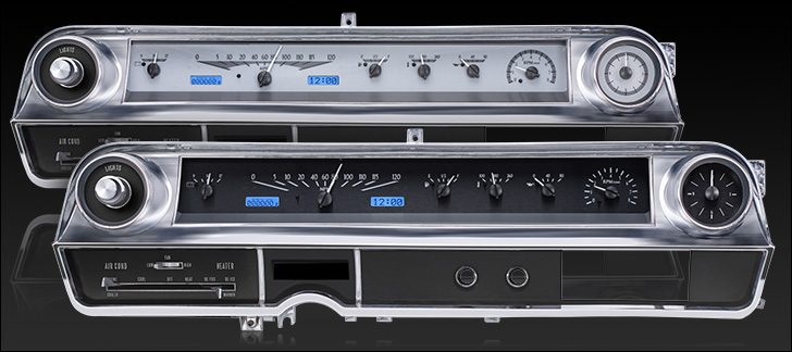 1963- 64 Cadillac VHX Instruments