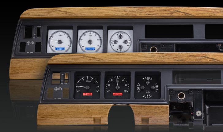 1986- 91 Jeep Wagoneer & J Trucks VHX Instruments