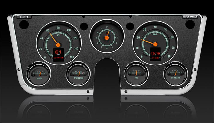 1967- 72 Chevy Pickup RTX Instruments