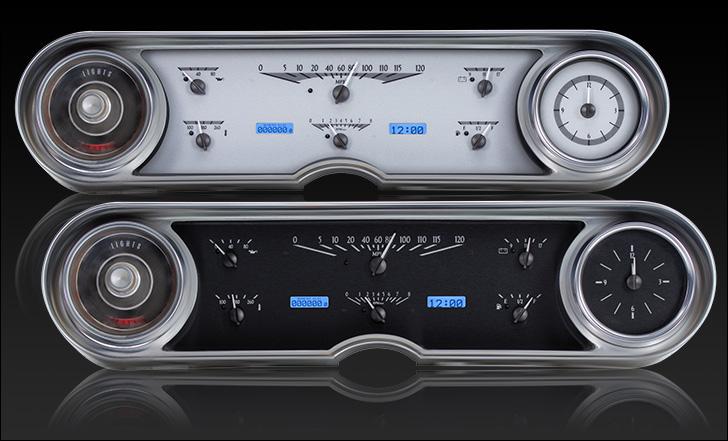 1965- 66 Cadillac VHX Instruments
