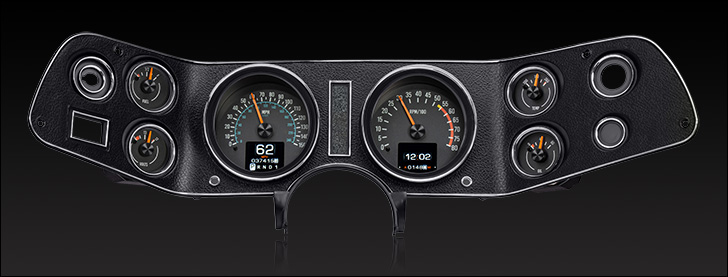 1970- 78 Camaro RTX Instruments
