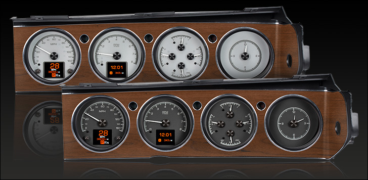 1970- 74 Dodge Challenger and 1970- 74 Plymouth Cuda with Rallye dash