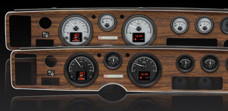 1970- 81 Pontiac Firebird HDX Instruments