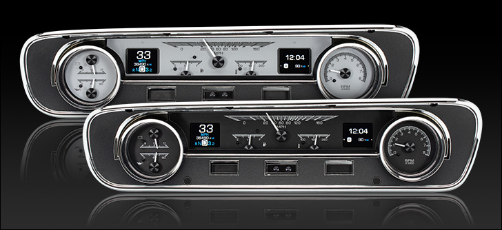 1964- 65 Ford Falcon, Ranchero and Mustang HDX Instruments