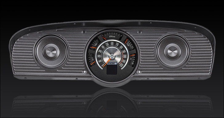 1961- 66 Ford Pickup RTX Instruments