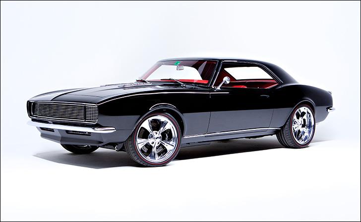 Kindig 68 Camaro
