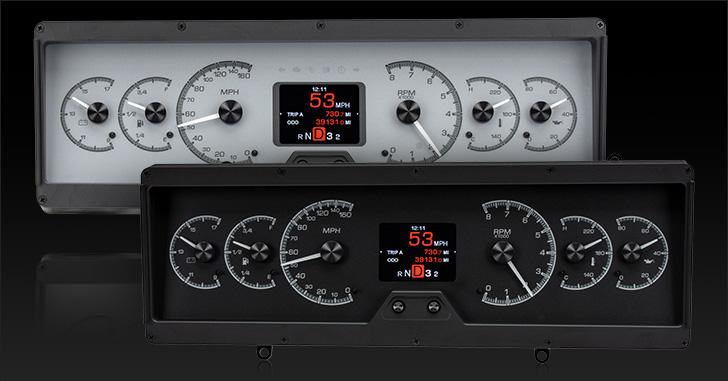 1978- 88 Oldsmobile Cutlass HDX Instruments