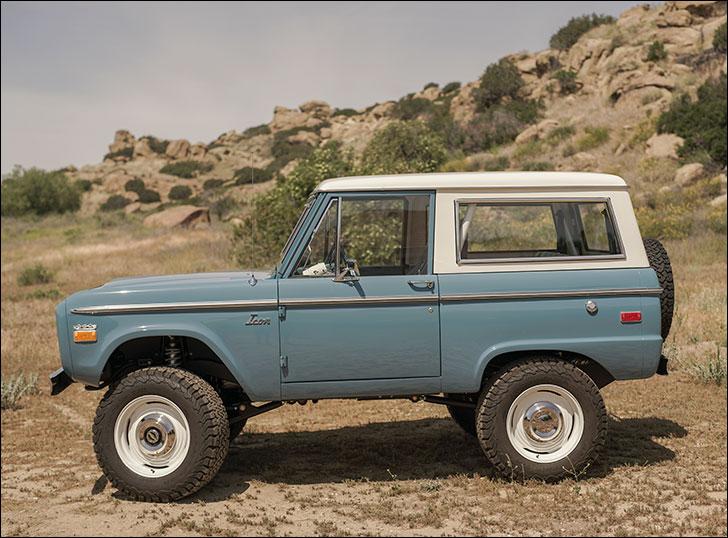 ICON '66-67 Bronco