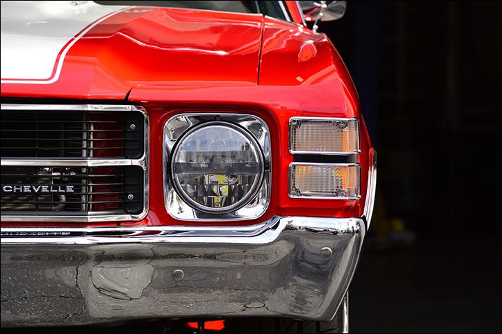 Charles McClendon '71 Chevelle