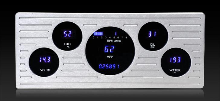 1935 - 1936 Ford Digital Instrument System