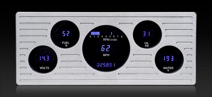 1939 Ford Digital Instrument System