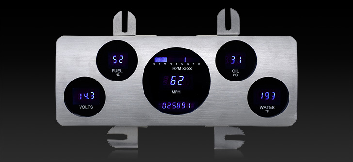 1940 Ford Digital Instrument System