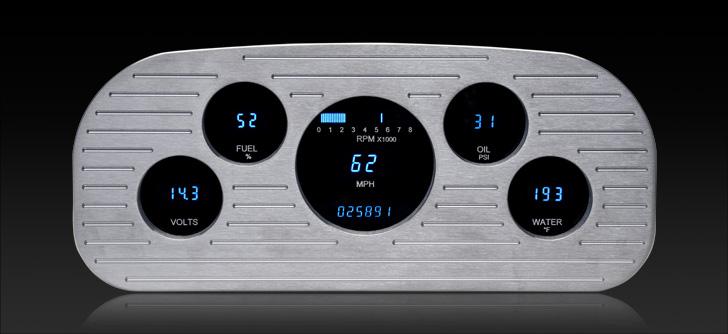1935 - 1937 Ford Pickup Digital Instrument System