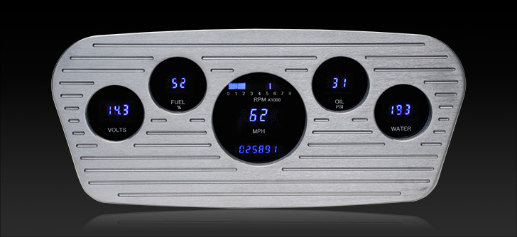 1932 Chevy Digital Instrument System