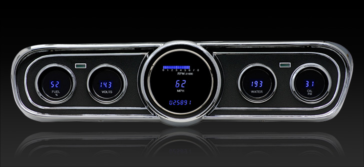 1965 - 1966 Ford Mustang Digital Instrument System