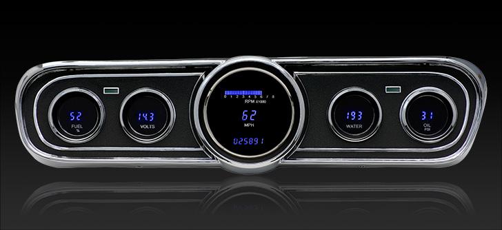 1965- 66 Ford Mustang Digital Instrument System