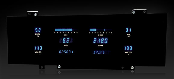 1978- 88 Oldsmobile Cutlass Digital Instrument System